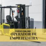 CURSO ONLINE OPERADOR DE EMPILHADEIRA