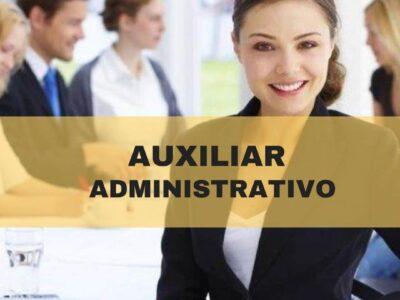 Curso Online Auxiliar Administrativo