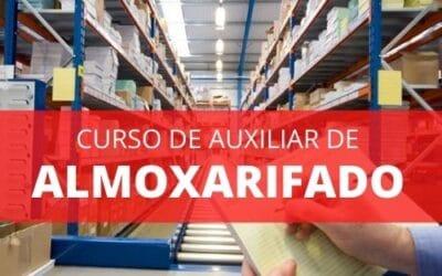 CURSO DE AUXILIAR DE ALMOXARIFADO